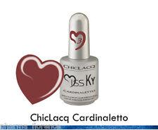 ChicLacq Cardinaletto Smalto Semipermanente UV Soak-Off Nail Polish Unghie KyLua