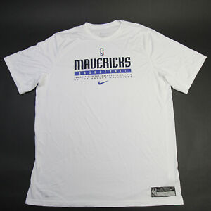 Dallas Mavericks Nike NBA Authentics Nike Tee Short Sleeve Shirt Men's