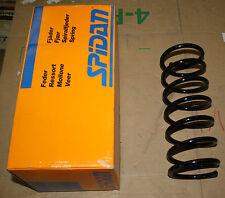 Fahrwerksfeder Vorderachse Ford Fiesta II FBD & Kasten FVD 83-89 SPIDAN 48603