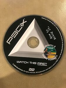 P90X How to Bring it Replacement Disc DVD Instructional DVD