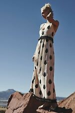 NWT~Anthropologie~Embroidered Medallion Maxi Dress~12~$268 *SOLD OUT ONLINE*