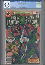 Green Lantern #119 CGC 9.8 1982 DC Comic Denny O'Neil Story: New Frame