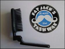 Kent anti-statica PIEGHEVOLE Spazzola per capelli Volumising CURLING & Velocità Styling AS10