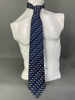 TED BAKER 100% SILK TIE - Made in Italy