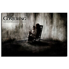 The Conjuring Horrible Movie Posters Wall Art Decorative Paintings 24X36inch