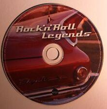 ROCK N ROLL LEGENDS CD No Cover Roy Orbison  Ooby Dooby Neil Sedaka Ring a Rock
