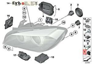 Genuine BMW Fog Lamp Bulb H8 12V 35W 07119906503