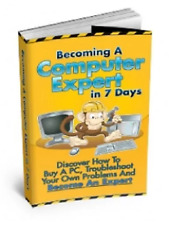 Becoming A Computer Expert In 7 Days & 10 free marketing online ebooks MRR pdf