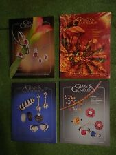 GEMS AND GEMOLOGY  QUARTERLY JOURNAL THE GEMOLOGICAL INSTITUTE OF AMERICA 2003