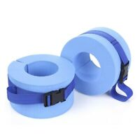 Paired Water Aerobics Swimming Weights Aquatic Cuffs Ankle Arm Float