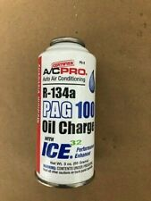 Interdynamics PC2, R134a PAG 100 Medium Viscosity Oil Charge With ICE 32 - 3oz