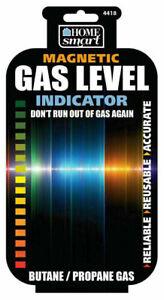 Butane Propane Magnetic Gas Level Indicator Calor LPG Gauge House Caravan BBQ