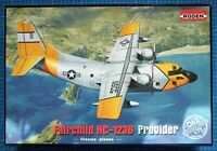 1/72 Fairchild HC-123B Provider (Roden 062)