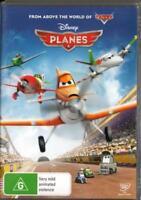 PLANES - DISNEY - NEW & SEALED REGION 4 DVD FREE LOCAL POST