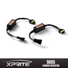 2x 9005 LED DRL Fog Light Canbus Error Free Anti Flicker for Jeep Wrangler