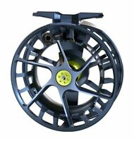 Lamson Speedster S Fly Reel Size 7+HD Color Midnight NEW - Free Fly Line
