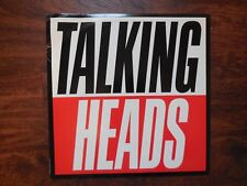 Talking Heads   True Stories   Vinyl Record    Sire 1986