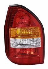 FEUX ARRIERE CONDUCTEUR AMBER VAUXHALL ZAFIRA A 2,2 DTI 16S 03/1999-06/2005