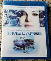 TIME LAPSE RARE NEW Bluray SciFi Thriller Time Travel Danielle Panabaker Finn