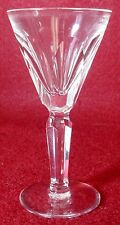 """WATERFORD crystal SHEILA pattern CORDIAL Liqueur Cocktail 3-7/8"""""""