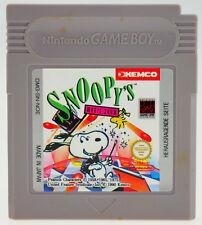 Snoopy´s Magic Show   Nintendo GameBoy GB GBC GBA   nur Modul   gut