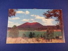 Sunset Crater National Monument,Arizona Vintage Colorful Postcard Unused Pc14