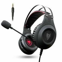 NUBWO N2 Pro Gaming Headset Headphone with Microphone for PS4 PC Laptop A0H5 US