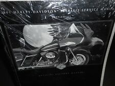 2001 HARLEY OFFICIAL FLTRSEI2 SERVICE MANUAL SUPPLEMENT 99488-01 SE ROAD GLIDE