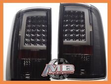 Black Smoke 2009-2017 1500 2010-2017 2500/3500 Dodge Ram LED Tail Lights Lamps