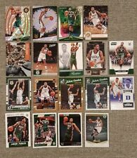 Jabari Parker 16x different card LOT - Panini - Milwaukee Bucks ROOKIE