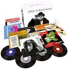 NEW Igor Stravinsky - The Complete Columbia Album Collection (Audio CD)