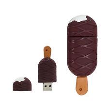 8gb Novedad Lindo Magnum Helado USB Flash Pen Drive Tarjeta de memoria
