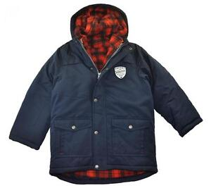 Carter's Big Boys Navy & Red 3 In 1 Jacket Size 7 8  $95