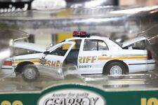 Gearbox 1:43 Scale 2002 FORD CROWN VICTORIA LINN COUNTY SHERIFF IOWA #27178