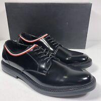 INC International Concepts Men's Viper Lace Up Dress Shoes Black