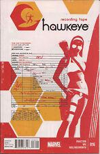 Hawkeye #16 Marvel Kate Bishop Madame Masque Matt Fraction Hollingsworth cool VF