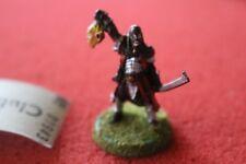 Games workshop Señor De Los Anillos Uruk hai Ugluk capitán Metal Pintado GW fuera de imprenta