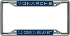 Old Dominion University MONARCHES License Plate Frame