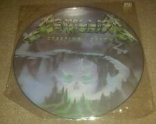 METALLICA CREEPING DEATH Vinyl Record Picture Disc disk England Import album lp