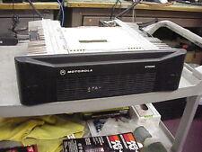 Motorola Mtr2000 Repeater T5766a Uhf 435 470 Mhz 50 Watt Needs Repair Gmrs