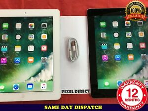 GRADE A/B Apple iPad 4th Gen 16GB 32GB 64GB 128GB WiFi Cell 4G Unlocked iOS 10