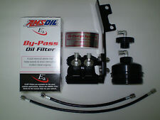 Ford Powerstroke 6.0 bypass oil filter 2003-2007(BLACK OPS)