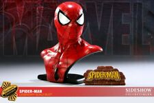 SPIDERMAN LEGENDARY SCALE BUST EXCLUSIVE STATUE SIDESHOW LOW #3