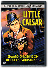 Little Caesar DVD New Edward G. Robinson, Douglas Fairbanks Jr Glenda Farrell
