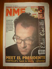 NME 1994 FEB 26 ELVIS COSTELLO CYPRESS HILL BJORK ICE T