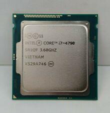 New listing Intel Core i7-4790 - 3.6Ghz Lga1150 (Sr1Qf) Desktop Cpu Processor