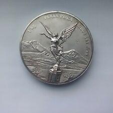 New Listing2004 Libertad 1Kilo .999 Fine Silver Coin