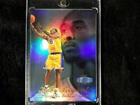 1998 FLAIR SHOWCASE #18 KOBE BRYANT *FOIL* Refractor Lakers