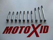1991 HONDA CR 125 CR125 OEM CRANK CASE BOLTS BOTTOM END MOTOXID