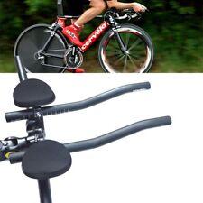 Clip on Aero Bars Handlebar Extensions Triathlon Aerobars Tri Bars for Road Bike